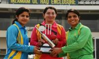 National Triangular One-Day Women's Cricket Championship begins today