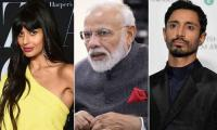 Riz Ahmed, Jameela Jamil 'pull out' of Gates Foundation event hounouring Indian PM Modi