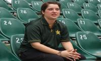 Nazia Nazir beats the odds to become women's cricket umpire