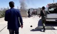 Afghan President Ghani unhurt as Taliban target campaign rally killing 48