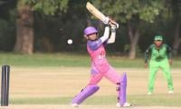 Kainat, Aliya lead Blasters to thrilling one-wicket win against Challengers