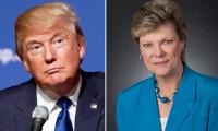 Donald Trump reacts to Cokie Roberts' death saying 'she never treated me nicely'