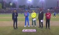 India opt to bowl in second South Africa T20I