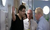 Boris Johnson caught lying to dad of sick child on hospital visit: Watch video