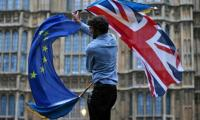 UK rebuffs EU call for Brexit solution by end of month