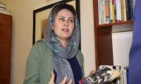 Director´s cut: the Afghan woman making waves at all-male film board
