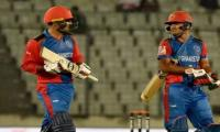 Afghanistan opt to bat against Zimbabwe in tri-series T20