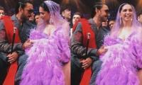 Ranveer Singh shares a romantic picture with Deepika Padukone and fans are gushing over it