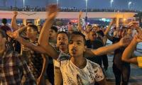 Anti-Sisi protests break out in Egypt, several arrested