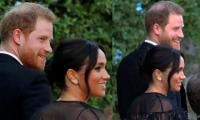 Prince Harry, Meghan Markle in Rome for designer Misha Nonoo's nuptials