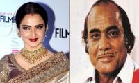 Watch Rekha singing Mehdi Hassan's timeless song 'Mujhe Tum Nazar Se' in this viral video