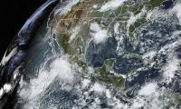 Hurricane Lorena chugs through northwest Mexico after landfall