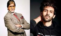 Kartik Aaryan checks off working with Amitabh Bachchan from his bucket list