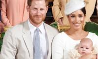 Meghan Markle, Prince Harry donate £4,350 in Baby Archie's name