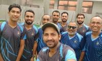 Pakistan cricketers attend PCB level-1 coaching course