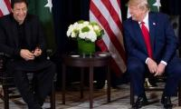 Trump complains he deserves Nobel Prize during meeting with PM Imran