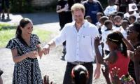 Prince Harry, Meghan Markle condemn violence against women in S.Africa