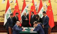 Iraq to join China's Belt and Road project