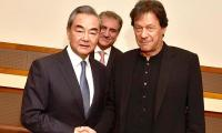 China reiterates to support Pakistan on all issues including Kashmir