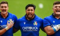 Italy team to play Canada at Rugby World Cup