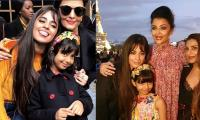 Aishwarya Rai Bachchan, daughter Aaradhya rubs shoulder with Camila Cabello