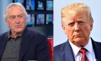 Robert De Niro calls Trump a 'gangster'