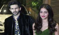 Ananya Pandey addresses rumours of rift with Kartik Aaryan