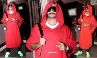 Did Ranveer Singh's eccentric style frighten a little girl?