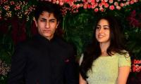 Ibrahim Ali Khan spills the details about his bond with sister Sara Ali Khan