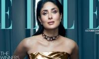 Kareena Kapoor drops jaws in metallic outfit as she graces the cover of fashion magazine