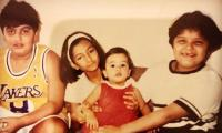 Arjun Kapoor shares throwback picture with Janhvi, Rhea and Anshula Kapoor