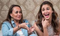 Alia Bhatt gives a glimpse of her strong bond with mother Soni Razdan