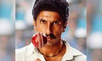 Ranveer Singh lost control of his emotions during 83's World Cup scene