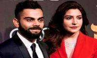 Anushka Sharma on cloud nine after Virat Kohli adds another feather to his cap