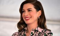Anne Hathaway reveals how she pranks people asking about her pregnancy