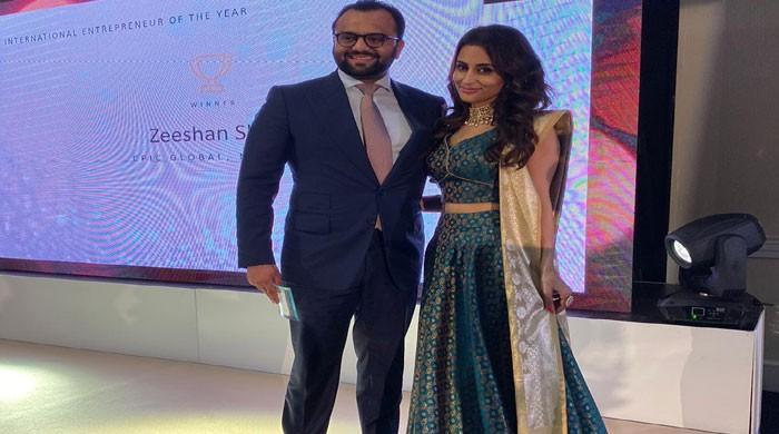 British Pakistani entrepreneur wins Asian Business Award