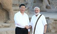 Modi, Xi talk of 'new' ties, after differences