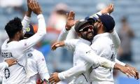 India on course to bettering own record of consecutive home series wins