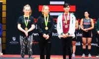 Rabia Shahzad wins gold medal in Hampshire weight lifting