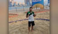 World Beach Games: Inam Butt eyes another Gold medal for Pakistan