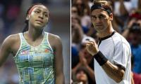 Gauff salutes Federer´s words of wisdom