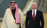 Putin to arrive in Saudi Arabia today on a crucial visit