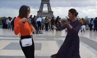 Mahira sets internet on fire in latest video with Lebanese actress Daniella Rahme