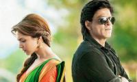 Shah Rukh Khan was not happy with me, says Deepika Padukone about 'Chennai Express'