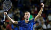 Rise of tennis star Daniil Medvedev