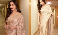 Who can wear a saree better than Madhuri Dixit?
