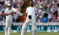 Virat Kohli just one point behind Steve smith in new ICC test rankings