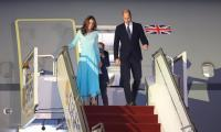 Pakistan rolls out red carpet for Prince William, Kate Middleton
