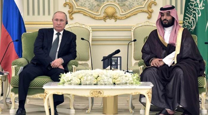 Russia, Saudi Arabia sign key oil deal