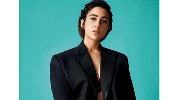 Sara Ali Khan stuns with a powerful look and boss lady vibes on GQ cover